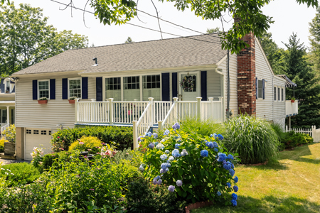 Property sold by Anne Savino, Licensed Real Estate Agent - 231 Sprout Brook Road, Garrison, NY